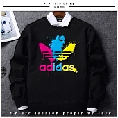 Adidas Hoodies Long Sleeved O-Neck For Men #265858